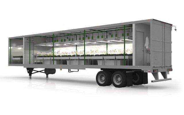 With a mobile grow room, your crop can thrive wherever you take it.