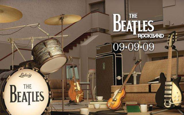 The Beatles: Rock Band into your Xbox 360/PS3/Wii