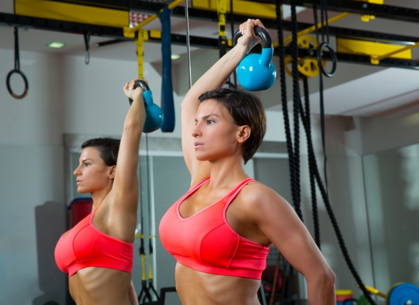 Crossfit could get you into great shape, but make sure you have a good instructor.