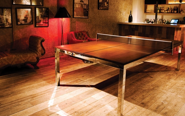 Impress your friends with your ping-pong prowess