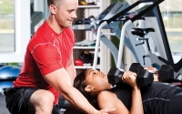 The right personal trainer makes all the difference.