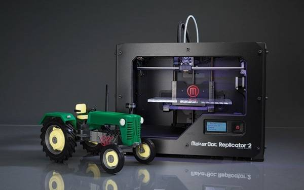 3D printers could be of great help to growers.